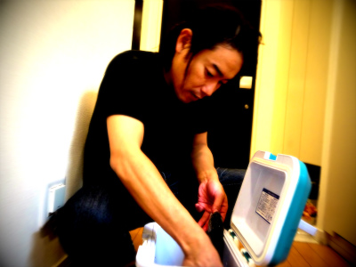 美容鍼耳つぼダイエット灸東京豊島区文京区新宿区口コミ
