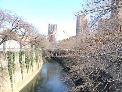 神田川面影橋